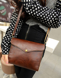 Wholesale Satchel Hobo Bags - Gofuly New Fashion Womens Leather Shoulder Bag Satchel Handbag Tote Hobo Messenger Freeshipping