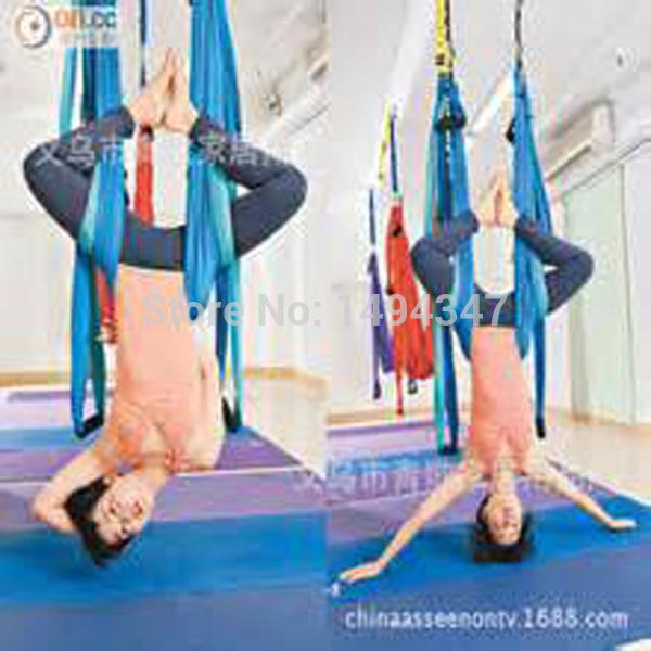 2018 latest yoga aerial flying anti gravity yoga hammock trainer carabiner daisy chain ring swing sling trapeze yoga swing deluxe from stunning88     2018 latest yoga aerial flying anti gravity yoga hammock trainer      rh   dhgate