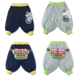 Wholesale Cotton Training Pants For Boys - 2015 spring&summer hot sale cotton Bag pattern kids harem pants baby bloomers for boy girl 0-2 year baby pants training pants