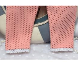 Wholesale Skirts Leggings Flowers - Wholesale-2015 Spring And Autumn Baby Girls Footless Leggings Solid Color Big Flower Skirt Pants Kids Legging Pants