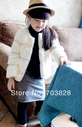 Wholesale Girls Crochet Coat - Free shipping 2015 new long sleeve Crochet lace decoration Baby girls fur cardigans coats Children's lace fur Jackets Coats