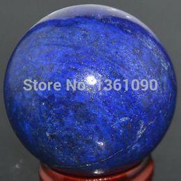 Wholesale Lapis Ball - xd j00160 GIGANTIC AFGAN LAPIS LAZULI 51mm GEM STONE CRYSTAL BALL  CRYSTAL SPHERE