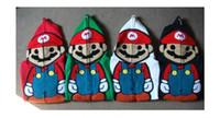 Wholesale Super Cute Coats - 2015 Fashion Unisex Cute Super Mario Hoodie Stylish Outwear Warm Funny Jacket lovers Coat M-XXXL 4 Color Free Shipping