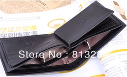 """Wholesale Pidengbao Wallets - New """"PIDENGBAO""""Brand Men's Genuine Leather Wallets Promotion With Card Holder Money Purse 1201"""