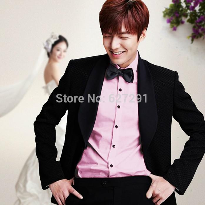 2015 Brand 100%cotton Tuxedo Shirt For Men White Suitabe For ...