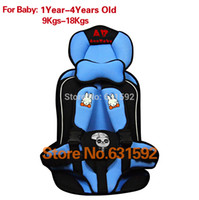 Wholesale Low Price Car Seats - High Quality with lowest price Recaro baby car seat, safety car chair, Car seat cover for baby 1Year-4Years Old or 9Kgs-18Kgs