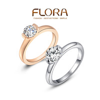 Super Deals!!! Classic engagement ring 2 5mm AAA Arrows CZ D...