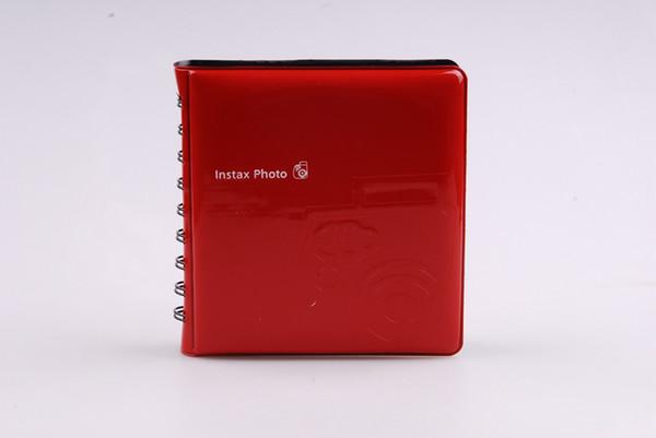 Fujifilm Instax Mini Weiß Gelee Album 60 Slots Instant Film Foto Kamera Album Kostenloser Versand