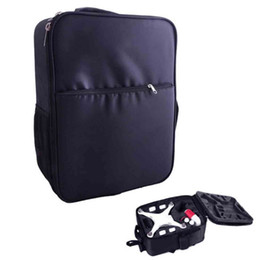 Wholesale Vision Bags - Wholesale-Essential Hot Sell Practical Professional Traveling Protective Backpack Bag Carrying Case for DJI Phantom 2 Vision