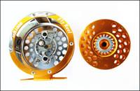 Wholesale Cheap Fly Fishing Reels - HB1000 Diameter 100mm fly fish reels ice fly fishing reel with cheap price