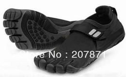 Wholesale Climbing Shoes Fingers - 2015 Free shipping Wholesale   Retail new Men fingers Climbing SHOES size EUR: 40 #--45# -K0268
