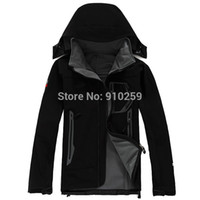 Wholesale Spring Military Jacket Men - Spring AutumnBrand Waterproof Hiking Jacket Men's Softshell Fleece outdoor camping polartec military outerwear coat Jackets