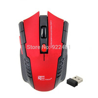 All'ingrosso-2015 nuova Superb 2.4Ghz mini portatile Wireless Optical Gaming Mouse per il computer portatile ShippingWholesale libero