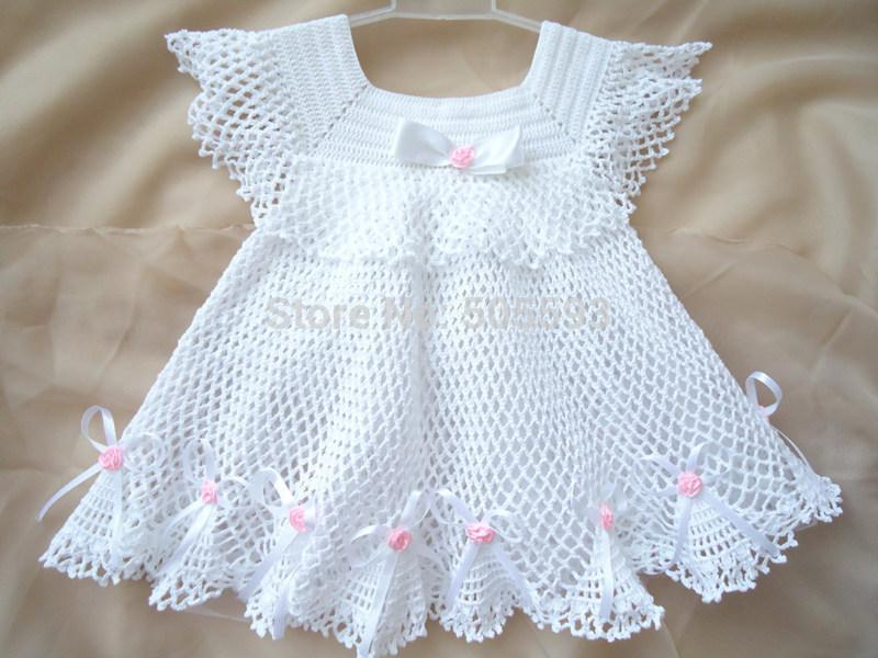 2018 2015 Baby Girl Dress Handmade Dress Pattern Home Dress Newborn ...