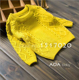 Wholesale Cardigan Sale Baby Girl - 2015 New Arrival Sale Cardigans Clothing baby girls knitted cardigans Sweater Autumn Winter Children Pullover Sweaters