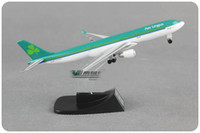 Wholesale Die Cast 64 - Free Shipping,Aer Lingus A330, 16cm, metal airplane models,airplane model, aeroplane model Die-cast Scale model