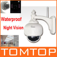 Wholesale Neo G - NEO Coolcam Wireless IP Camera Outdoor Waterproof PT IR Cut LED Night Vision Motion Detection Wifi 802.11 b g freeshipping