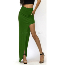 Canada White High Waisted Long Skirts Supply, White High Waisted ...