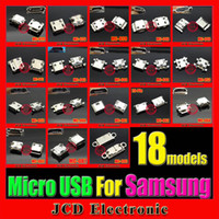 54pcs / lot, Micro Usb Chargeur Charging Dock Port Connecteur pour Samsung Galaxy S3 s4 s2 note1 note2 Note3 7562 9000 9200 9300