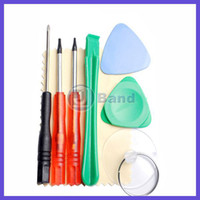 blackberry screwdriver set - 7 in Repair Opening Pry Tool Kit Set T T screwdriver Picks for SAMSUNG HTC Motorola Nokia LG Blackberry