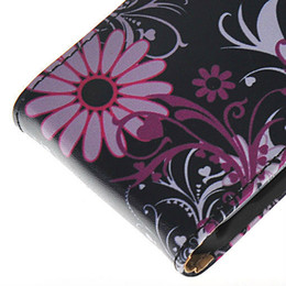 звёзды Скидка Free Shipping Personalized Flower Butterfly Lucky Star Printing Patterns Flip Leather Case Cover For  Galaxy S Duos S7562