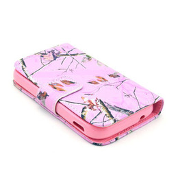 2018 flower leather flip phone case Top Wallet Stand Design Flip Leather Case Flower Tiger Tower For Samsung Galaxy ACE 2 i8160 Phone Bag Luxury Cover case WA009 discount flower leather flip phone case