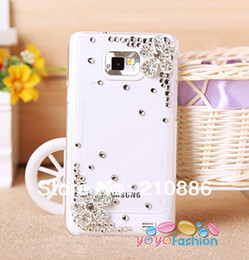 Wholesale Cover Case Sii - fashion cell phone Case Covers for Samsung Galaxy SII S2 i9100,bling rhinestone 2 allory flowers rose,2 colours,free shipping