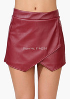 Wholesale Supper Deals - T2367 New brand solid short skirts womens supper deal on sale fashion mini denim skirt high quality summer best designed skirt