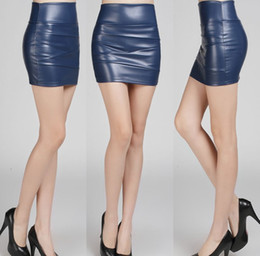 Canada Short Red Leather Skirt Supply, Short Red Leather Skirt ...