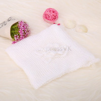 Wholesale Wholesale Knit Stretch Scarf - 2015 Wholesale-Stretch Knit Wrap Newborn Photography Props Nubble Wraps Rayon Wraps Maternity Scarf Women Shawl 35