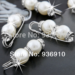 "Wholesale Trendy Tops For Wholesale - 2015 Brooches For Women Top Fashion Freeshipping Trendy Women Broches Hijab Vintage Brooch 20pcs Faux Pearl Pin 0.4-0.5"" Chic"