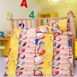 Wholesale Grass Duvet Cover - Wholesale-baby crib bedding set baby cot beds baby bed linen 100% cotton boy girl crib bedding sets baby duvet cover