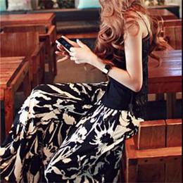 weiße untere sporthose Rabatt Hohe Qualität Plus Size Lässige Mode Hosen Frauen 2015 Neuheit Lose Breite Beinhosen Sommer Herbst Blumendruck Hosen Frauen