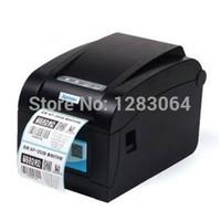 Wholesale Matrix Label - High Quality 80mm Direct Thermal Barcode Printer Barcode Label Printer Sticker Printer(USB+Serial+Ethernet port)