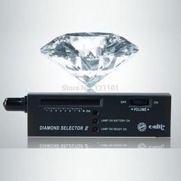 Envío gratis ! Herramienta de piedras preciosas LED Jewerly Diamond Selector II Gems con caja desde fabricantes