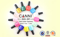 Wholesale Gel Nail Polish Manufacturers - China manufacturer,easy off uv gel nails 206 color CANNI private label nail polish #30917-007