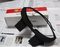 Wholesale Novelties Definition - In stock Creative High Definition Horizontal Glasses Lazy Glasses,Novelty Bed Lie Down Periscope Glasses,Free Shipping