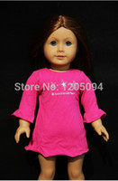 """Wholesale Wholesale Quantity Clothes - Good quantity!doll clothes,doll accessories, outdoor dress outfit fits for 18"""" american girl doll ,birthday gift ,free shpping"""