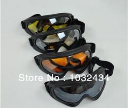 Wholesale Wholesale Road Titanium - 1 PC UV Protection Super Sports Ski Snowboard Skate Goggles Glasses Outdoor Motorcycle Off-Road Ski Goggle Glasses Eyewear Lens
