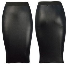 Leather Pencil Skirt Looks Online | Leather Pencil Skirt Looks for ...