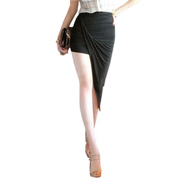 Discount Short Tight Black Skirt Women | 2017 Short Tight Black ...