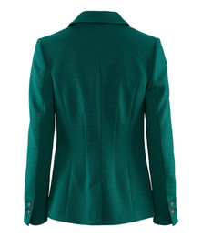 Wholesale Women S Rayon Blazers - Women England blazer slim elastic blazer fashion women blazer for wholesale and free shipping haoduoyi