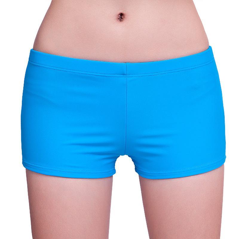 Senhoras de alta qualidade calções de banho com plus size, cor sólida das mulheres calções de banho swimwear calcinha, frete grátis