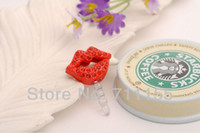 Wholesale Dust Plug Lips - Wholesale-Real 14K Gold Plating,100% High Quality,EPT Health Metal Alloy,Cute Love Lip Dust Plug Cell Phone Accessories,Mi Order $10