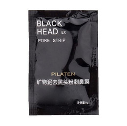 Wholesale Deep Cleansing Pore Strips - Facial Minerals Nose Blackhead Remover Mask Pore Cleanser Deep Cleansing Black Head EX Pore Strip Black Head Pore Strip
