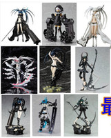 Wholesale Black Rock Shooter Dead Master - figma japan anime white Black Rock Shooter figure Dead Master model doll pvc marvel action figures high qualtity free shipping