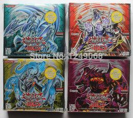 Wholesale Quality Playing Cards - High Quality~216pcs lot English Yugioh Cards Sleeves Yugioh Deck Playing Cards Poker Card Trading Card Yugioh Classic Toys