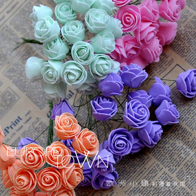wholesale artificial rose flowers 25cm candy box decoration flower hair pin hairpin rose for party wedding supplies from hariold dhgatecom