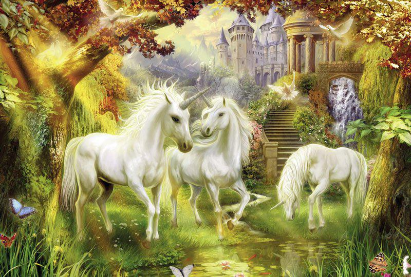 Image result for unicorn classical painting