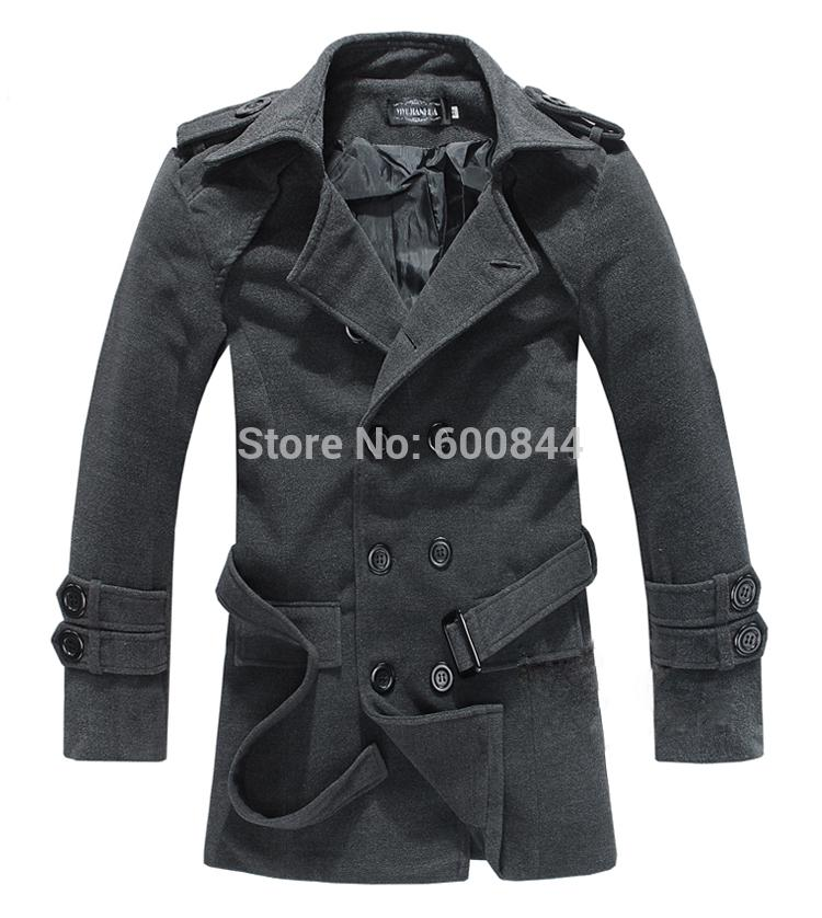 Britische Preiswerte Doppelter Jacken Winter Plus Langer Für Großhandel Parka Mäntel Männer Mappen Stilvolle Zufällige Mens Mantel Wolle beH2YEDW9I